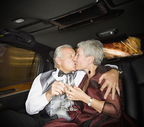 Romantic nigh or date on a limo, affordable services for the entire SF Bay Area